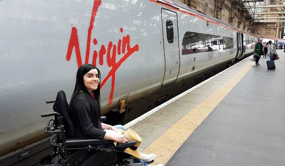 Is travelling First Class on Virgin Trains Wheelchair Accessible