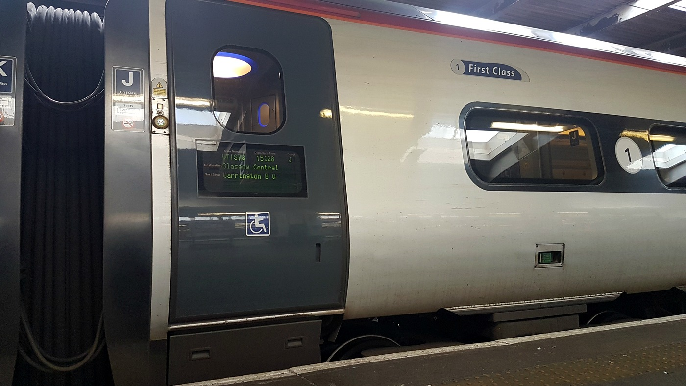 Virgin Trains first class wheelchair access review (2)
