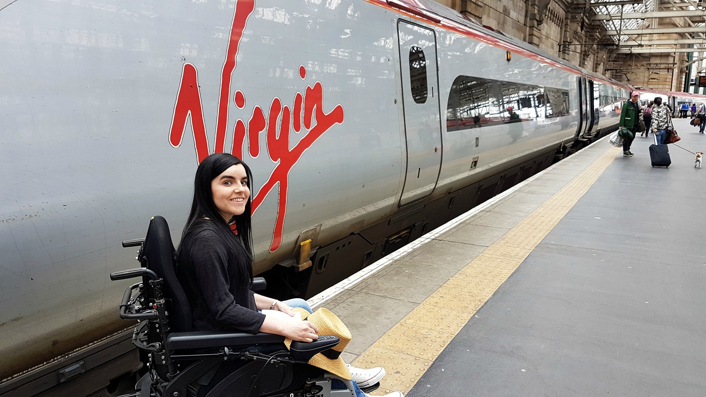 Virgin Trains first class wheelchair access review