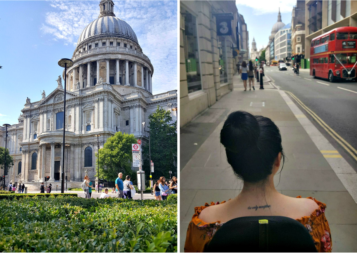 london-photo-diary-St-Paul's-Cathedral-wheelchair-user