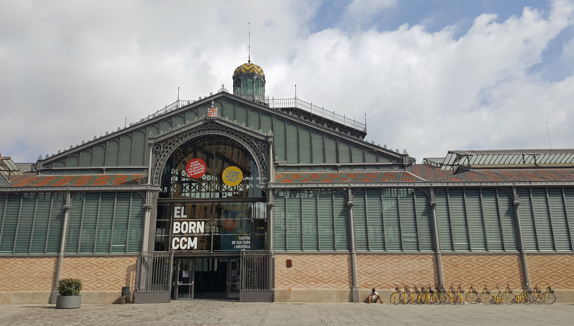 accessible-travel-guide-to-barcelona-Born Cultural Centre