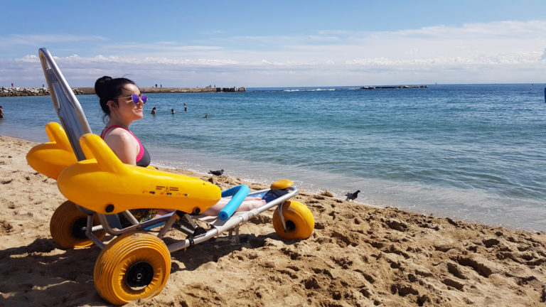 accessible-travel-guide-to-barcelona-beach-wheelchairs-barcelona