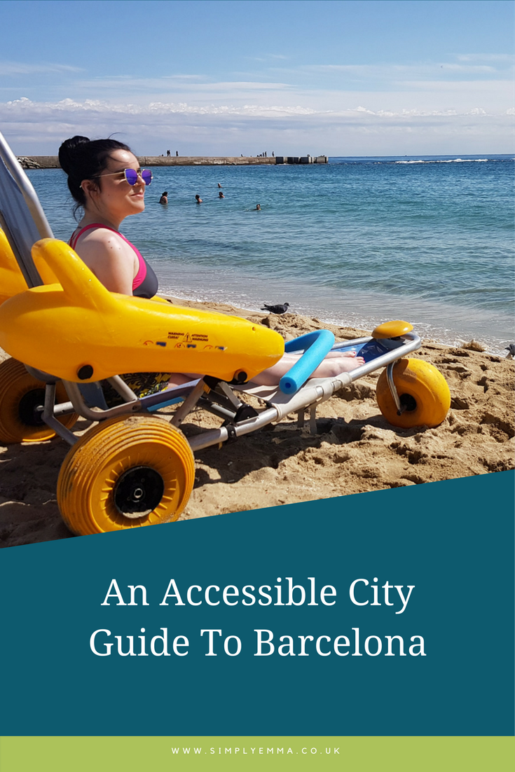 Accessible City Guide To Barcelona
