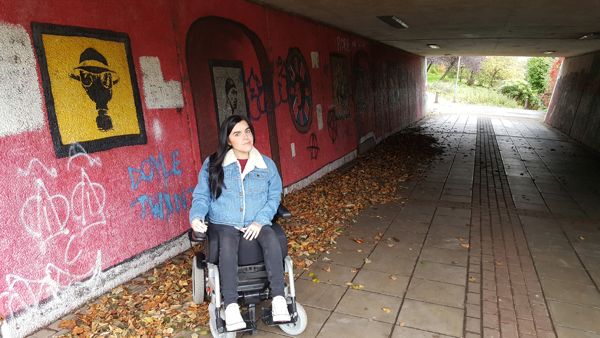 My Identity And How My Disability Defines Me