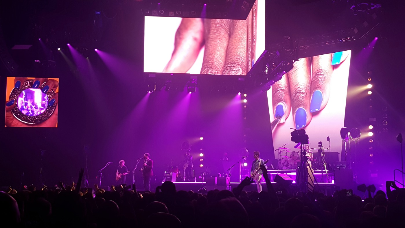 Kings of Leon at Newcastle Metro Arena: My Top 5 Best Travel Moments of 2017