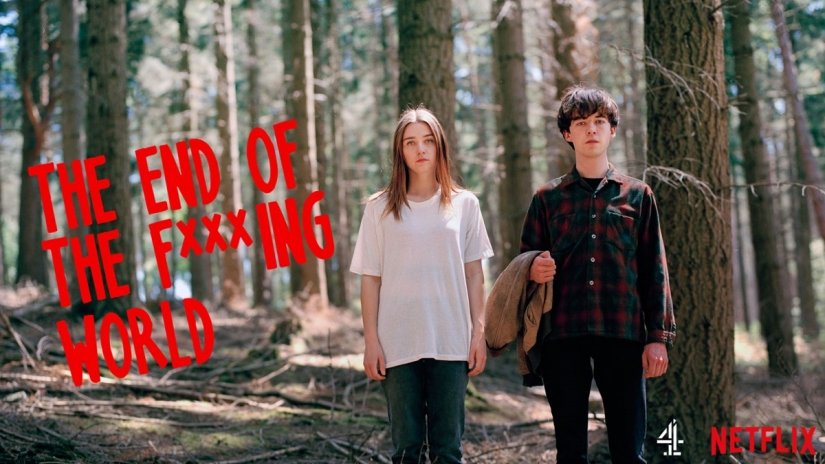 The End of the F***ing World Netflix Channel 4 show