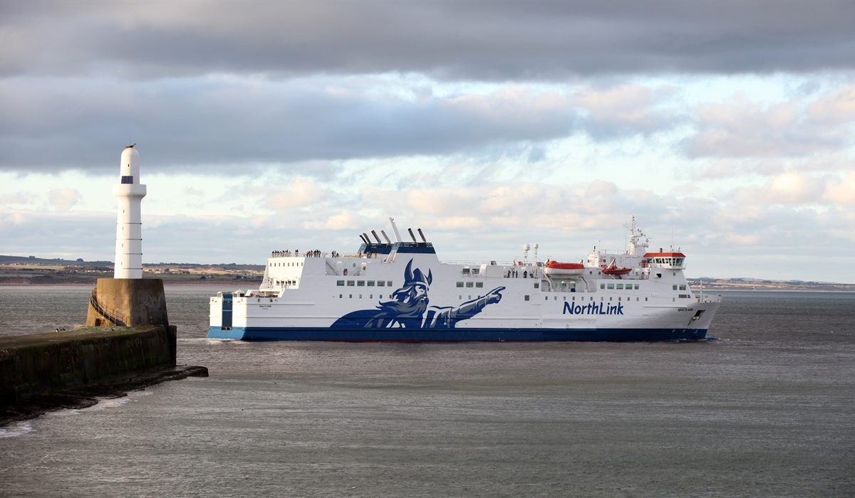 NorthLink Ferries: Crossing The North Sea In A Wheelchair Accessible Cabin