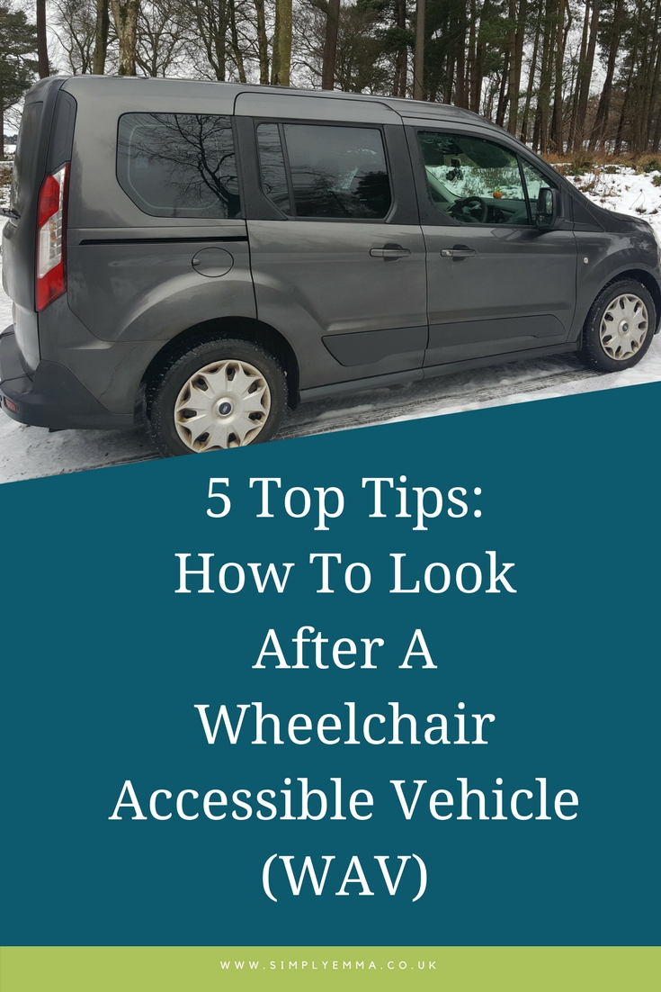 5 Top Tips_ How To Look After A Wheelchair Accessible Vehicle (WAV)