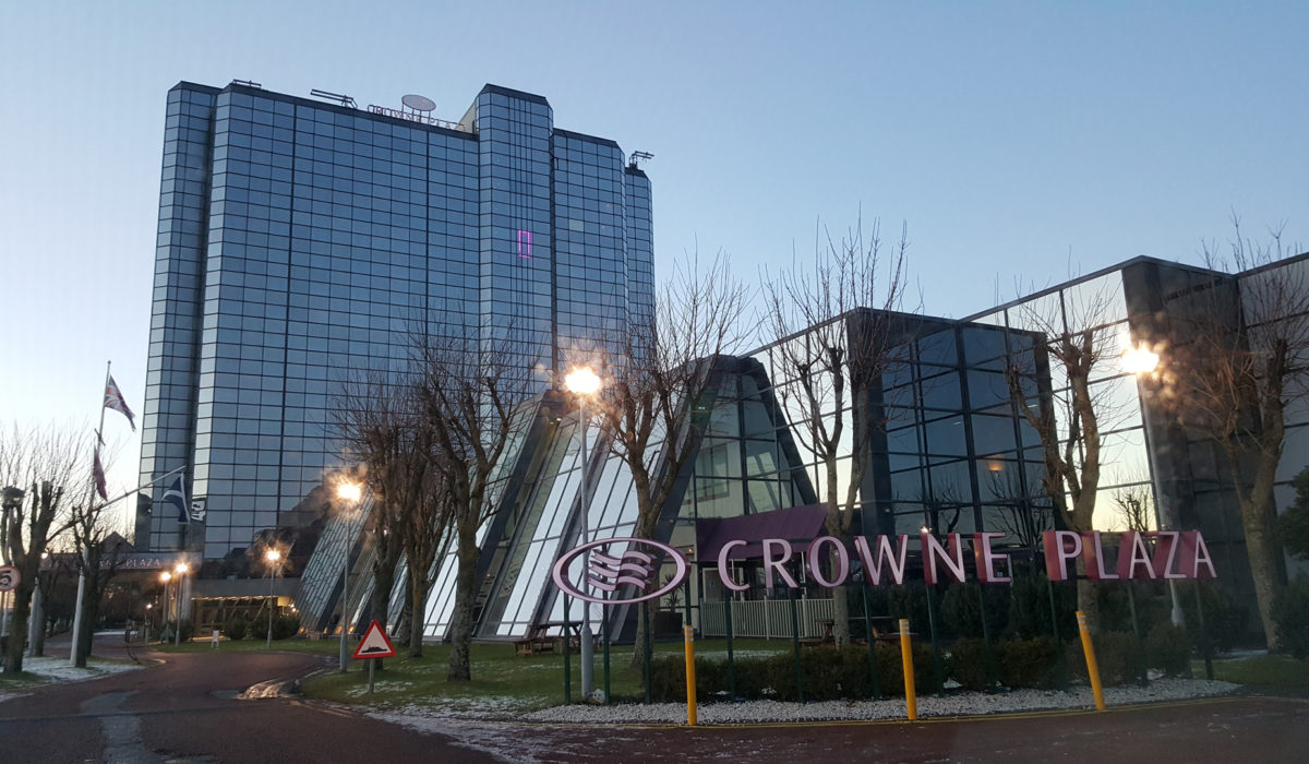Crowne Plaza Glasgow | Hotel Review