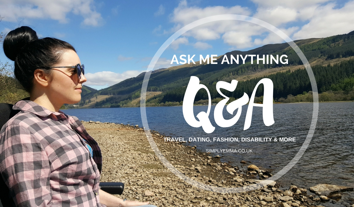 Ask Me Anything Q&A | Part 1