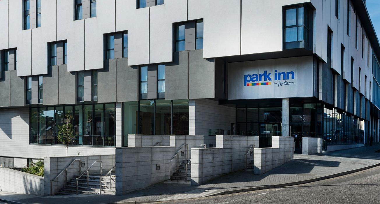 Park Inn by Radisson Aberdeen Hotel exterior