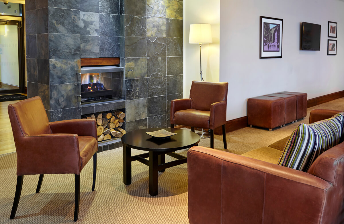 Staybridge Suites Newcastle Wheelchair access review - Evening_Social and Lounge
