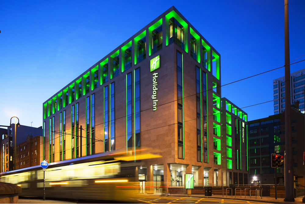 Holiday Inn Manchester City Centre | Wheelchair Access Review