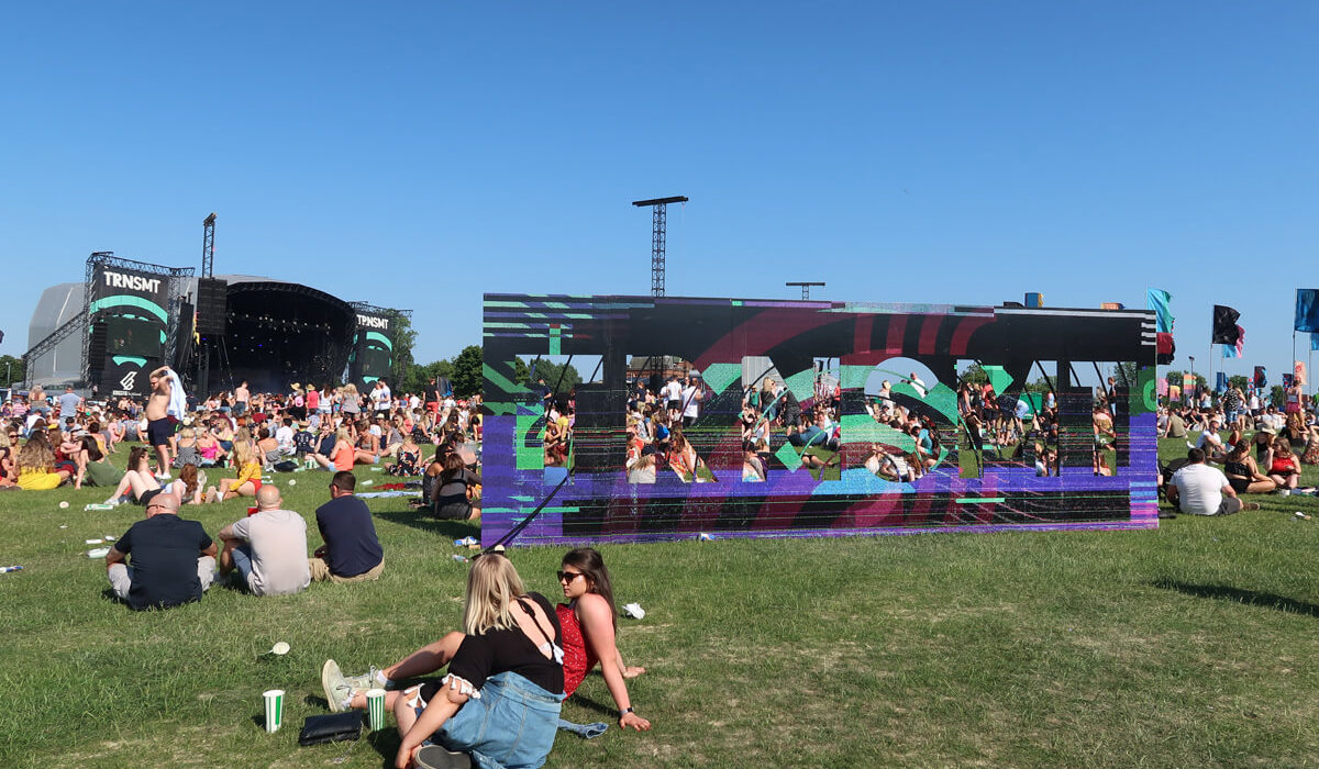 TRNSMT Festival In A Wheelchair | Accessibility Review