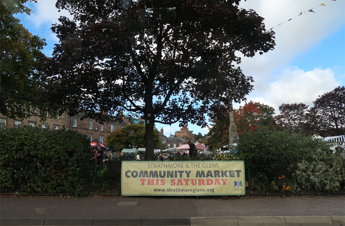 Strathmore & The Glens Community Markets