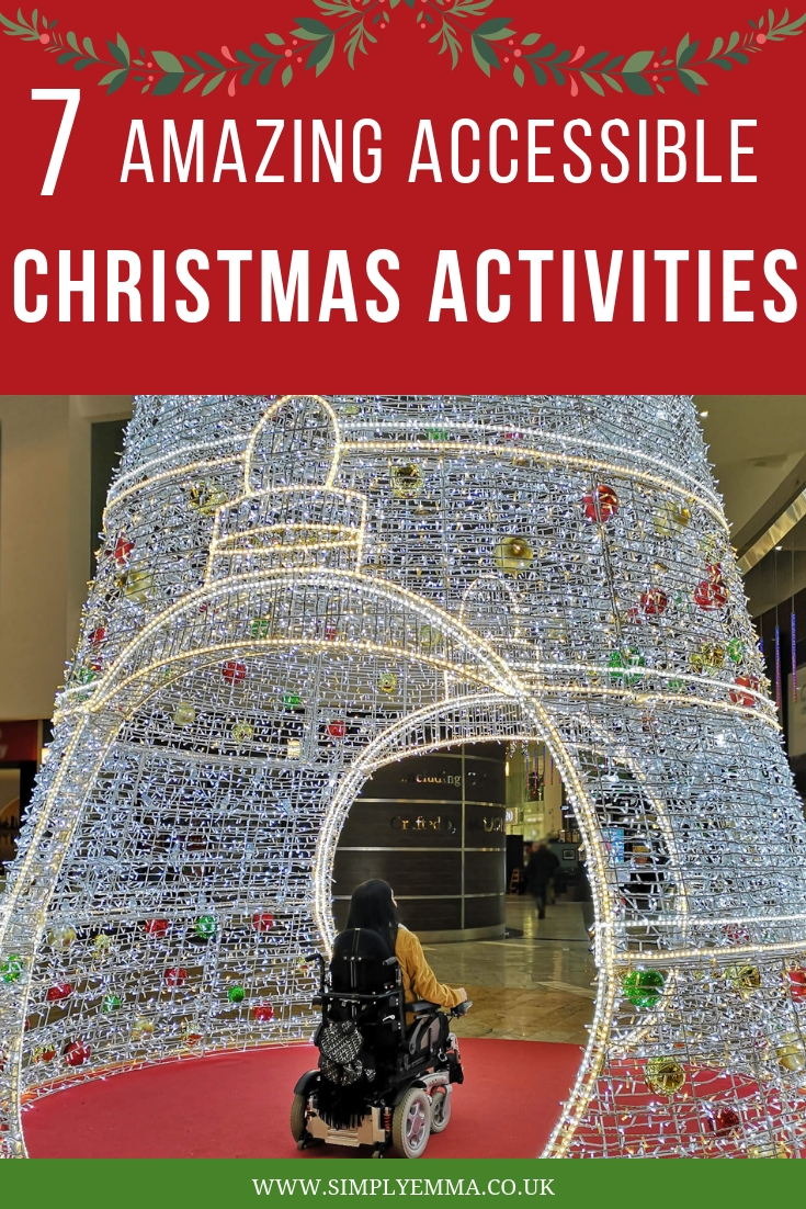 Accessible Christmas Activities for Wheelchair Users