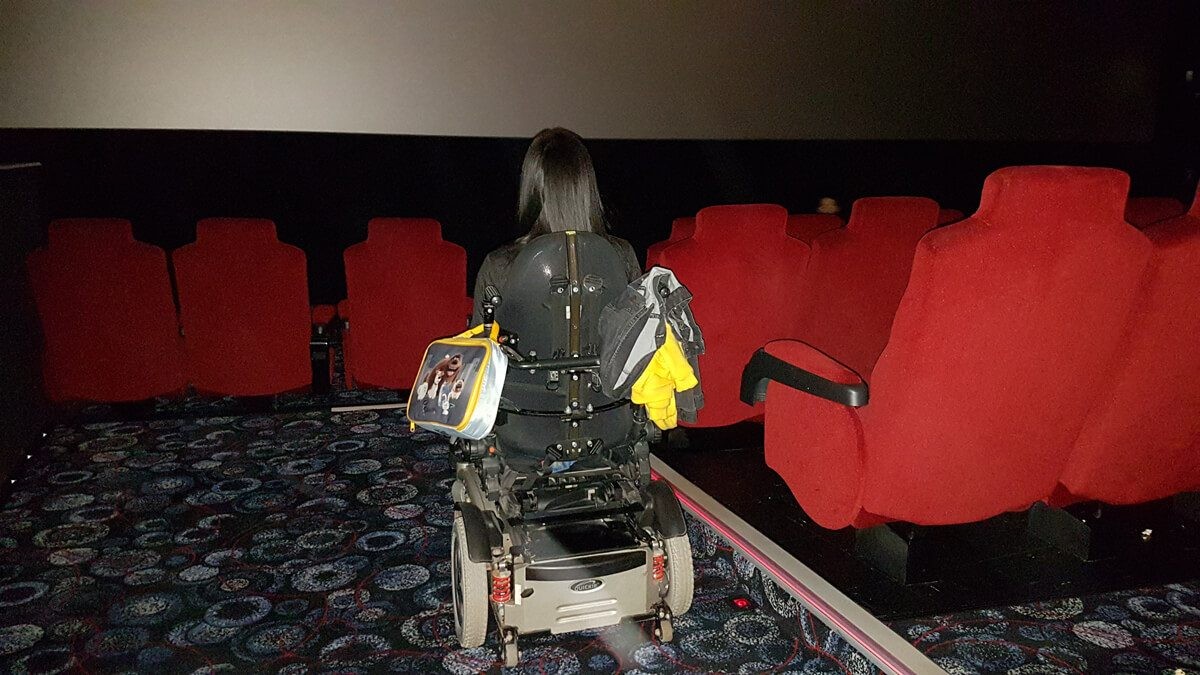 Accessibility In Cinemas: How Wheelchair Friendly Are Cinemas?