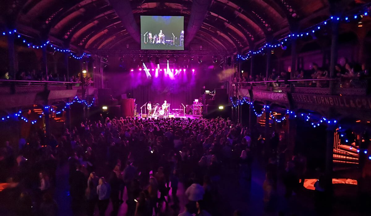 The Old Fruitmarket Disabled Access & Wheelchair Accessibility Review | Picture This