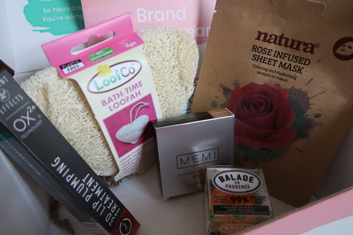 TheVeganKind beauty box review