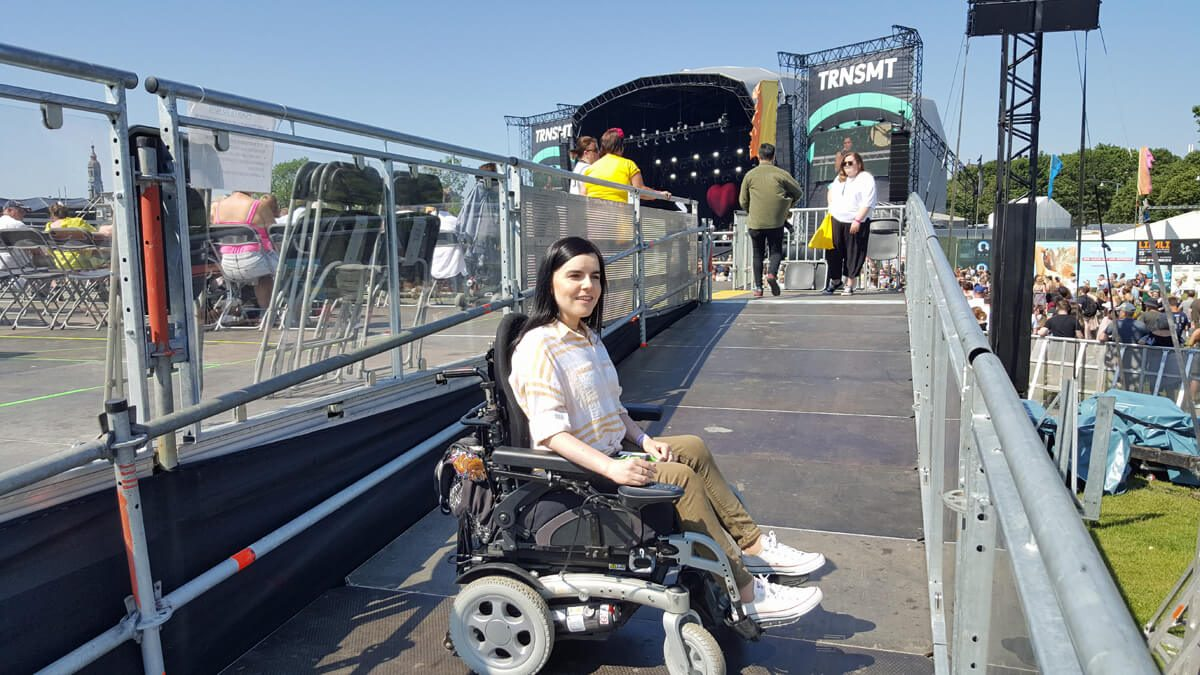 7 Tips For Going To A Gig In A Wheelchair