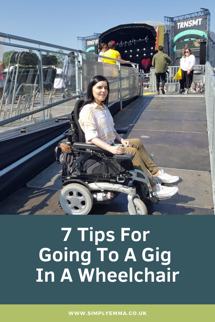 Tips For Going To A Gig In A Wheelchair