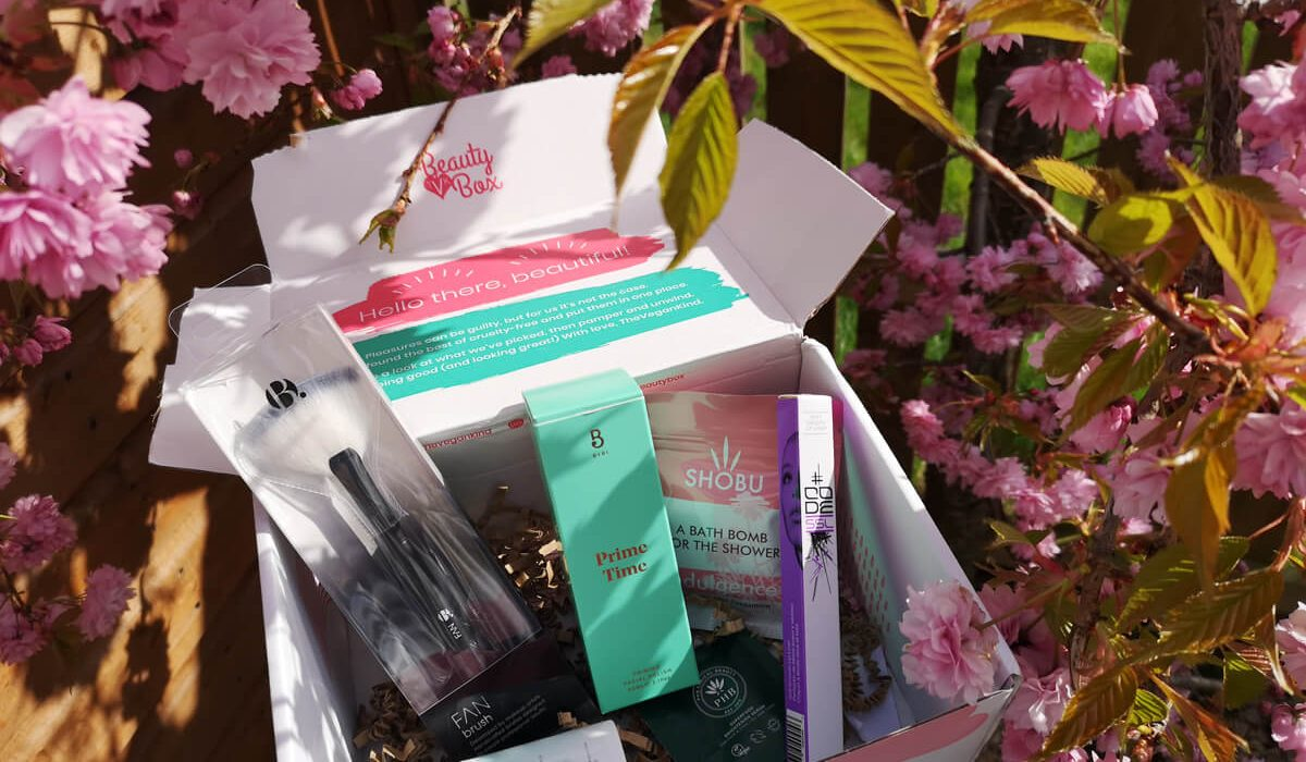 TheVeganKind Beauty Box Review | April 2019
