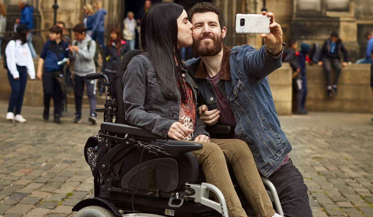 Being In An Interabled Relationship: Q&A With My Caregiving Boyfriend