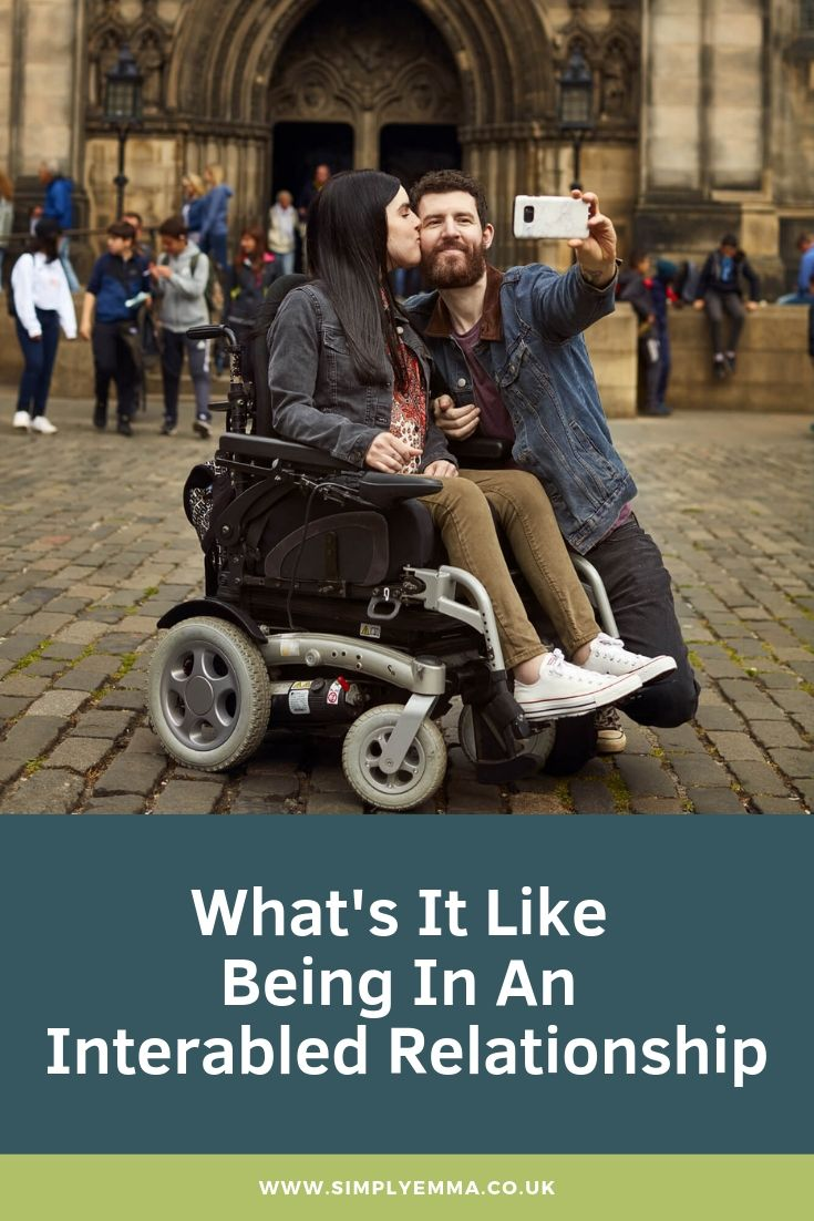 Being In An Interabled Relationship