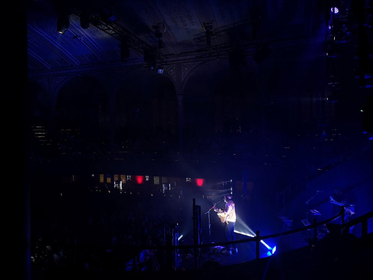 Dermot Kennedy Albert Hall Manchester (10)