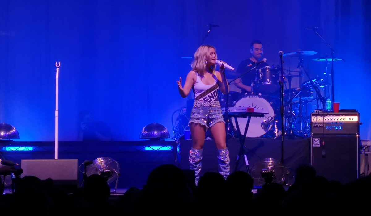 O2 Academy Glasgow Disabled Access & Wheelchair Accessibility Review | Maren Morris
