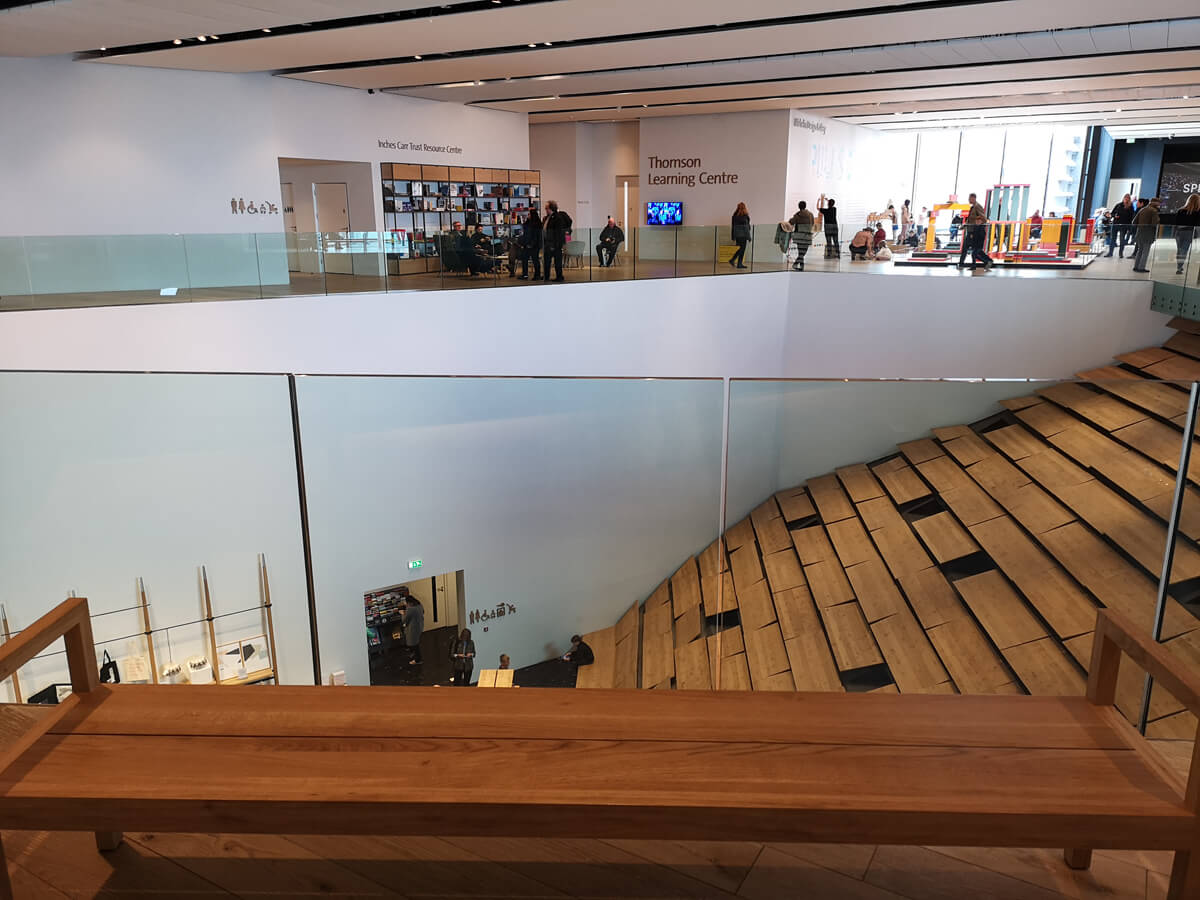 V&A Dundee level 2