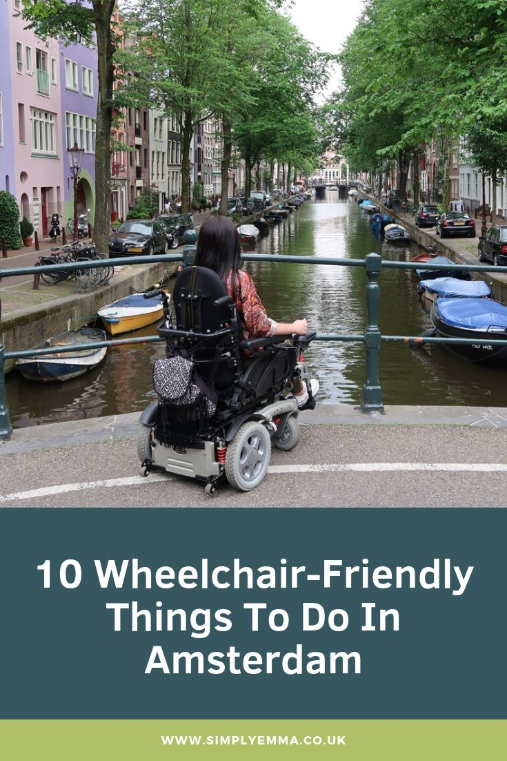 10 Wheelchair-Friendly Things To Do In Amsterdam, The Netherlands