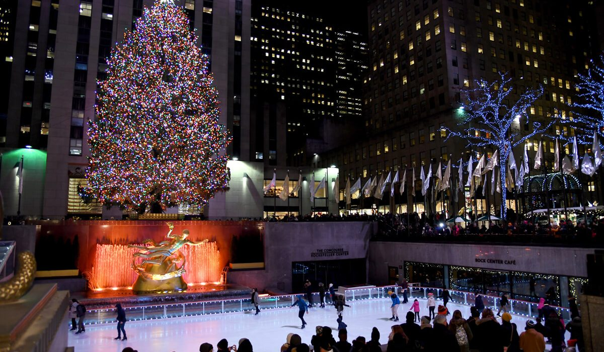Tips for Travelling To New York City At Christmas In A Wheelchair