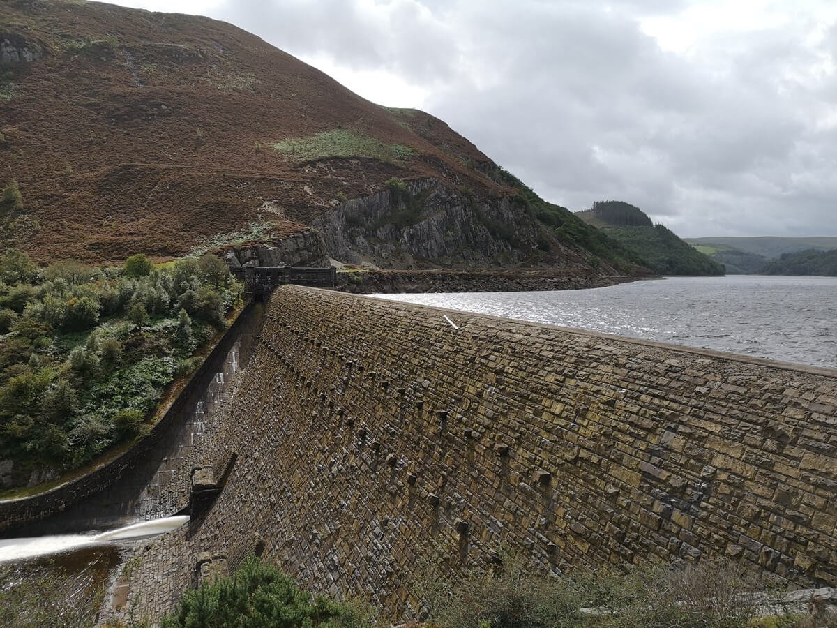 Elan Valley, Wales.