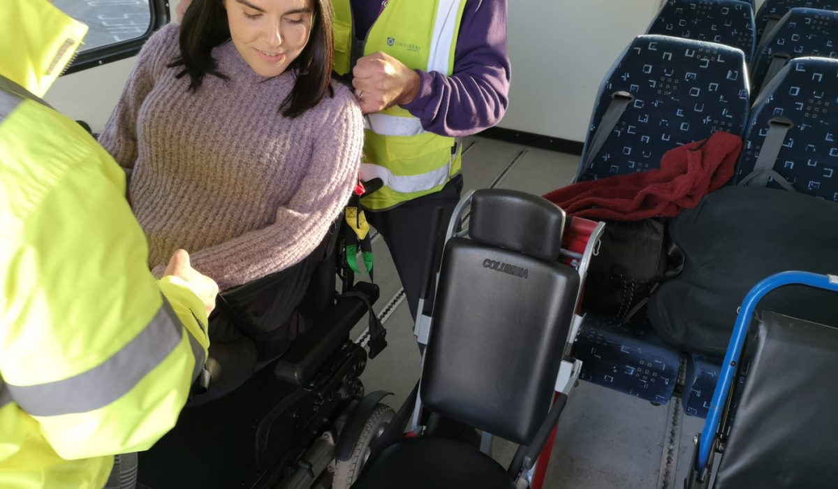 How The easyTravelseat Makes Air Travel Simple For Disabled Travellers