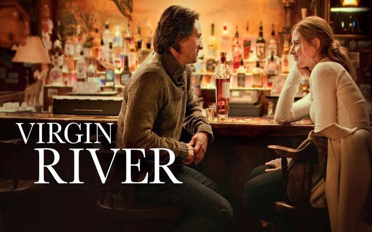 A screen still from the TV show Virgin River.