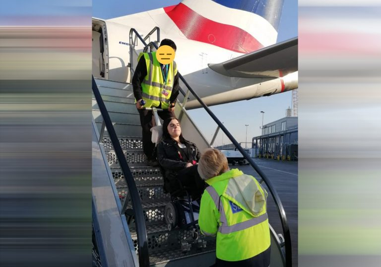 London City Airport Special Assistance
