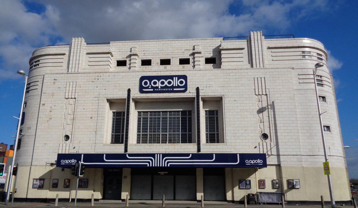 O2 Apollo Manchester Disabled Access Review