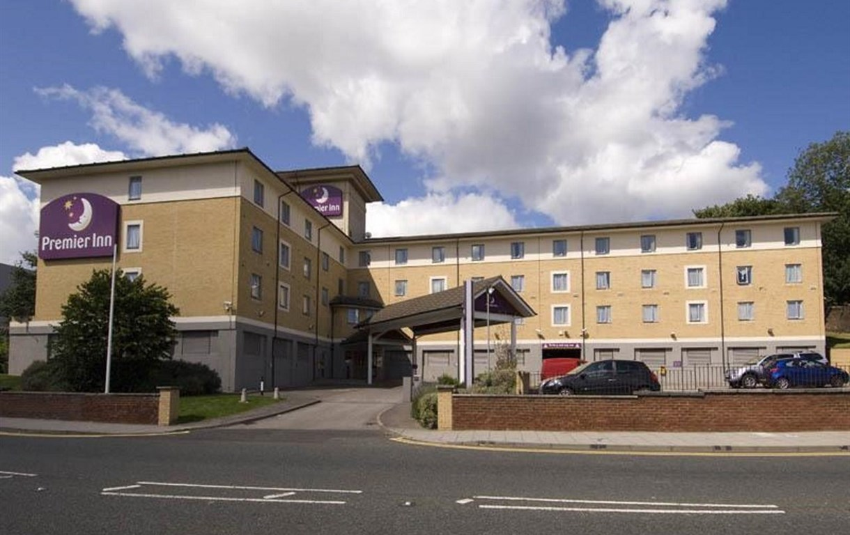Premier Inn Millennium Bridge Newcastle hotel