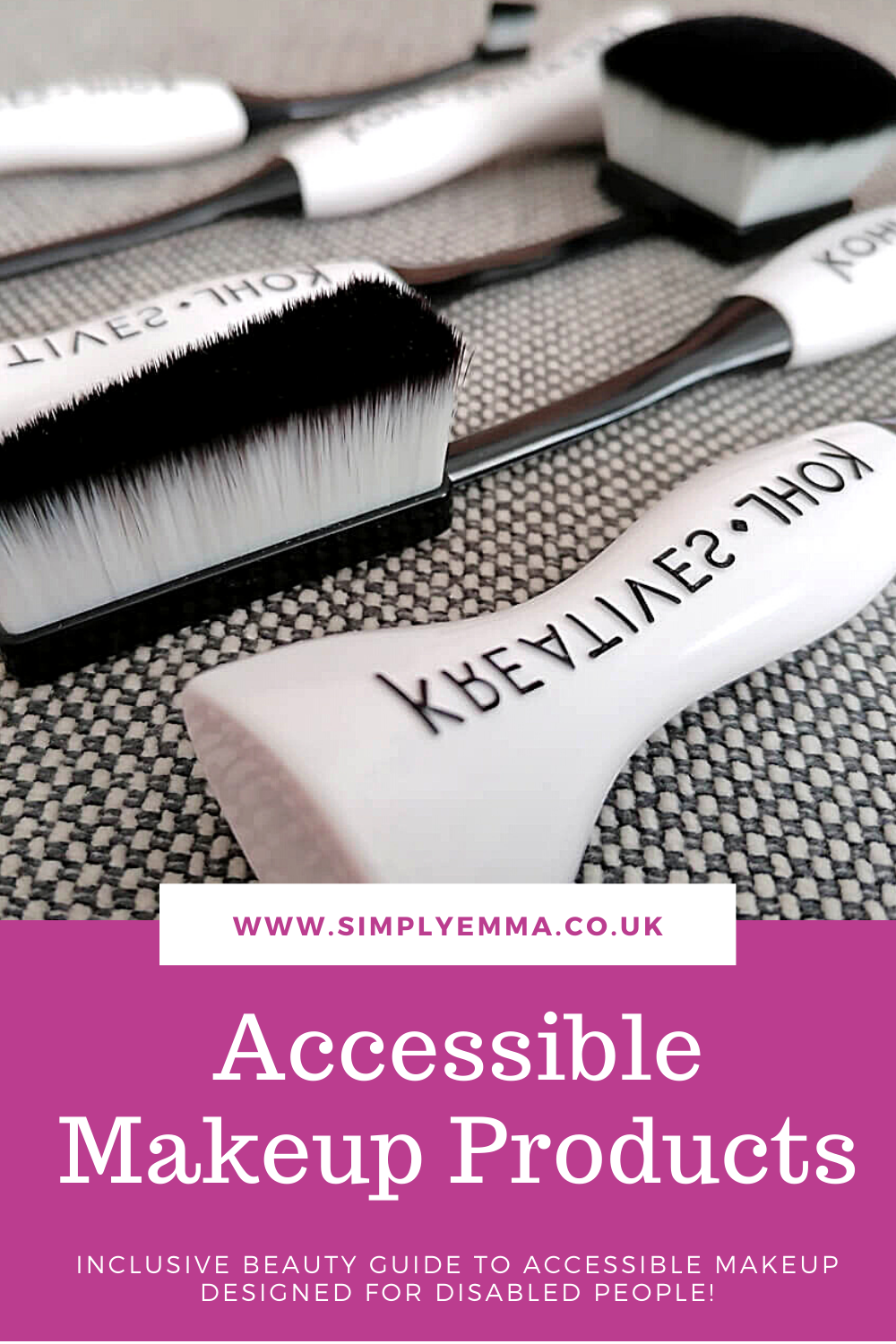 Accessible Makeup Products For Limited Hand Ability