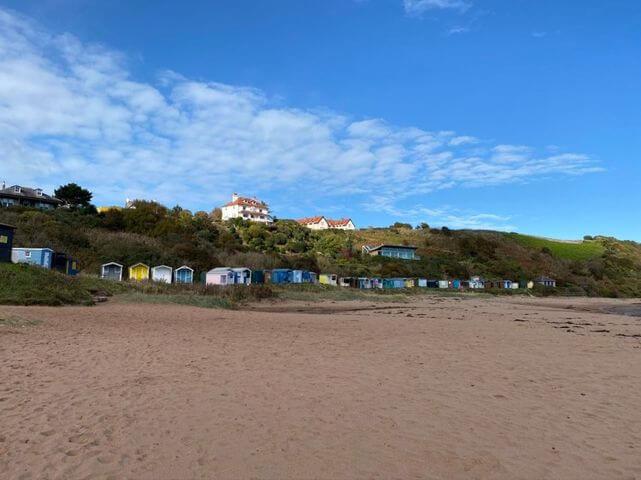 Coldingham Sands Beach