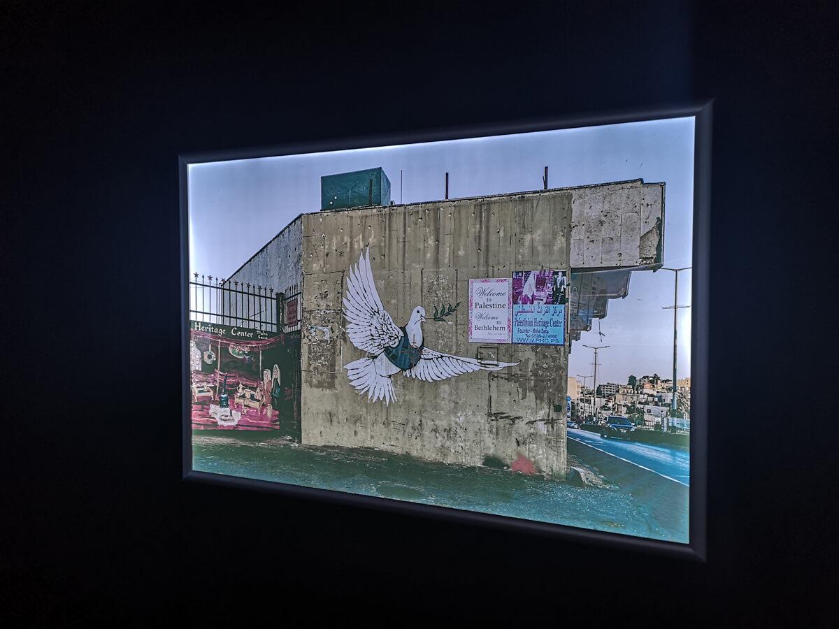 Banksy: Genius or Vandal exhibition Lisbon
