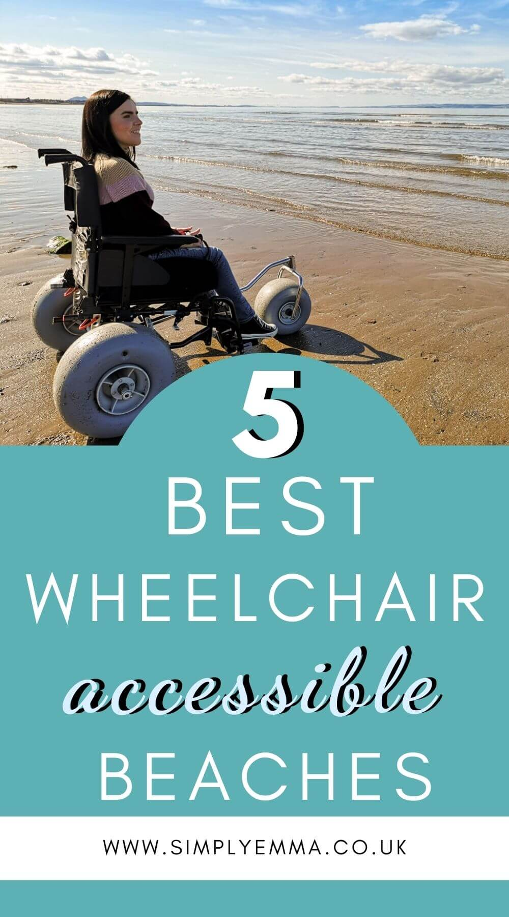 Best Wheelchair Accessible Beaches in the UK