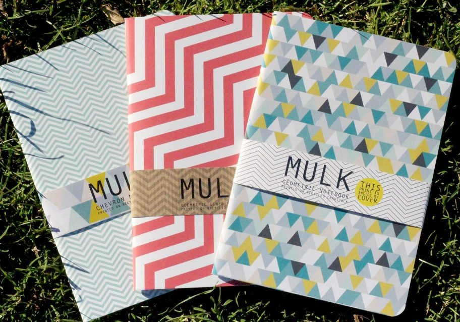 cute notebooks by mulk