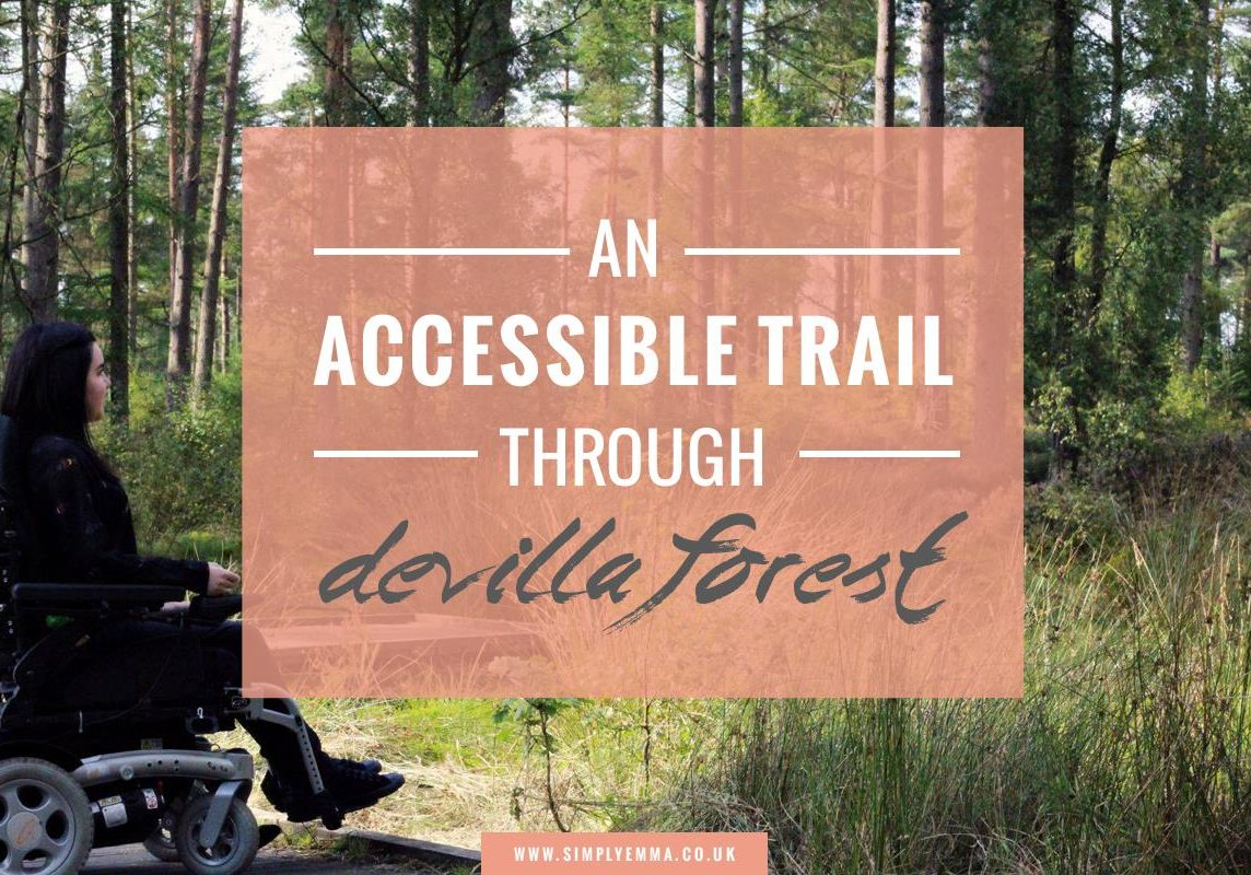 ACCESSIBLE TRAIL THROUGH DEVILLA FOREST