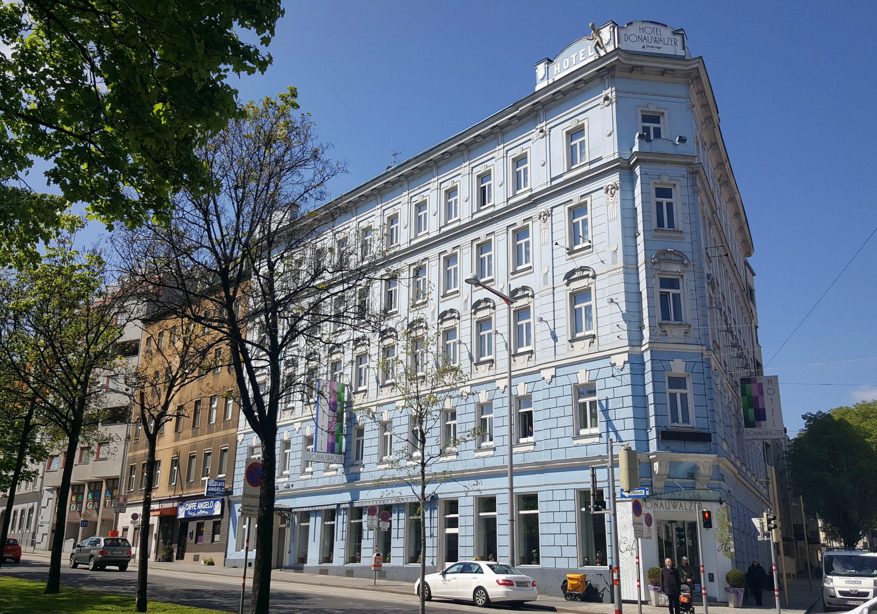 Boutique Hotel Donauwalzer exterior