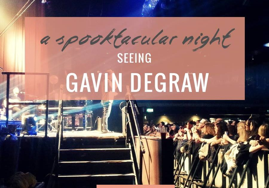 Gavin DeGraw Main Image