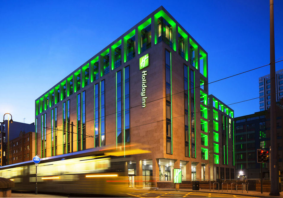 Holiday Inn Manchester City Centre Wheelchair Access Review
