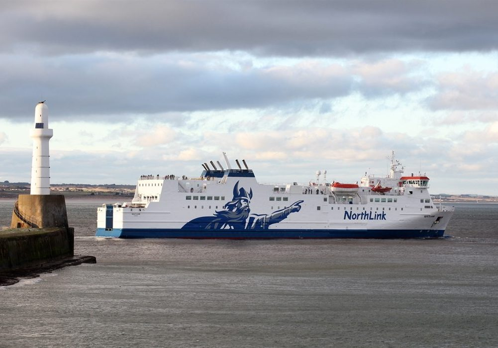 NorthLink Ferries Crossing The North Sea In A Wheelchair Accessible Cabin