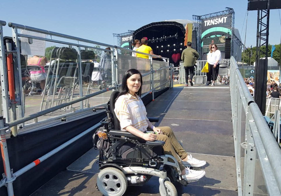Tips For Going To A Gig In A Wheelchair (2)